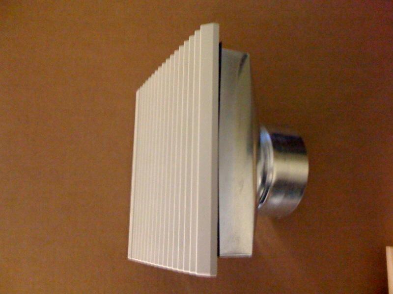 Solar air heater fan for Window heater
